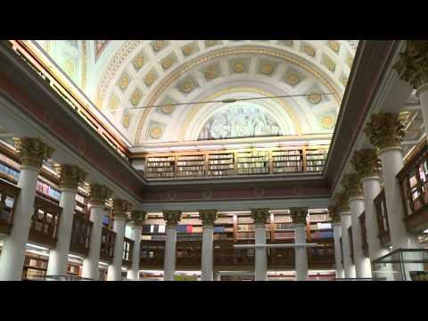 University Library: Weekend in Helsinki