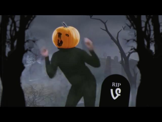 Spooky scare borks