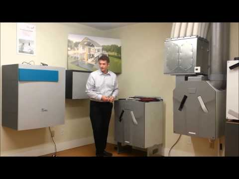 Zehnder HRV & ERV Comfosystems, Replacing Your Filters