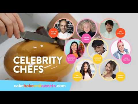Australia's Original Cake And Baking Show With More Stars Than You Can Wave A Spatula At