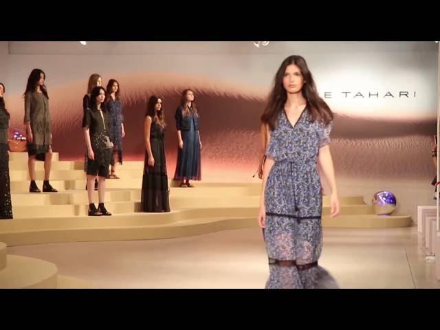 Spring 2016 Elie Tahari Presentation Youtube