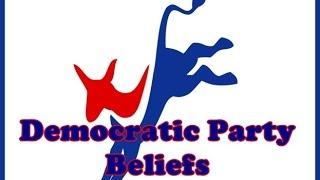 Democratic Party Beliefs