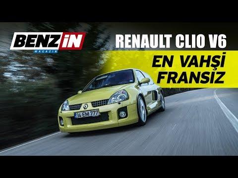 Renault Clio V6 | Bir tur versene | Türkiye'de tek