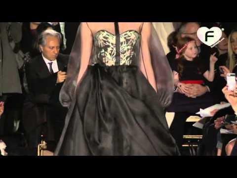 Marchesa  New York Fashion Week Fal