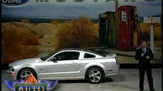 FORD CELEBRATES 45TH ANNIVERSARY OF MUSTANG Videos