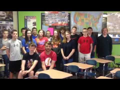 Owen Valley Middle School Part Three - Happy Birthday Indiana