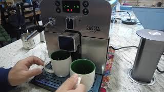 가찌아 브레라 전자동 커피머신 사용기  ㅣ GAGGIA…
