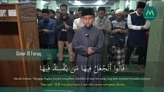 Download Video Suara Merdu Umar Al Faruq Imam Sholat Tarwih  Surah Al Baqarah Ayat 25-37 MP3 3GP MP4