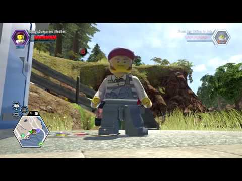 LEGO City Undercover Remastered Dougy Dungarees Unlock Location and ...
