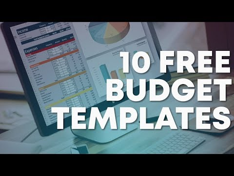 Zero Based Budgeting: 10 Free Budget Templates (Download Now)