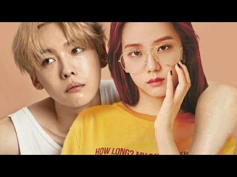 Jisoo (BLACKPINK) and Jinwoo (WINNER) DOUBLEKIMJI Moments