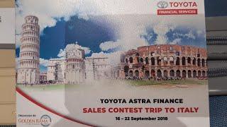 ITALY TRAVEL VLOG # PART 1