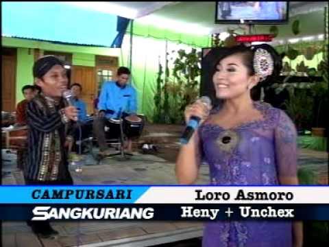 Loro Asmoro  = Sangkuriang