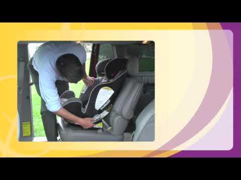 Car Seats: Evenflo Symphony 65 Forward Facing Car Seat With SureLATCH