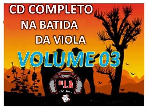 NA BATIDA DA VIOLA 03 =  DJ JAIR ARAXÁ
