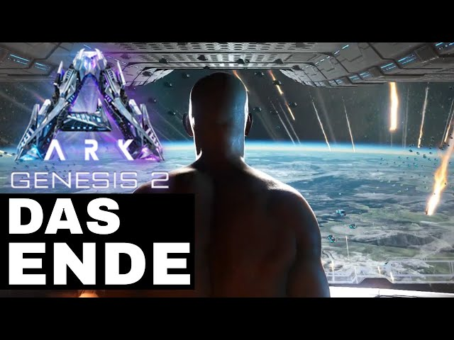 Ark: Genesis 2 👾 Das Ende | Finale | Final Boss Fight [Cheat Run | Deutsch | Twitch]