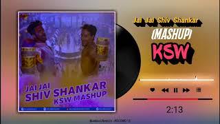 Jai Jai Shiv Shankar (Mashup) KSW | War Movie Mp3 Song