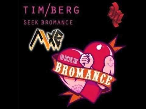 Tim Berg - Seek Bromance (Aixe 'Power Up' Bootleg)