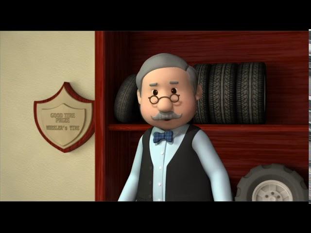 Robocar Poli: Ik hou van u, opa! (S01E13) (NEDERLANDS GESPROKEN)