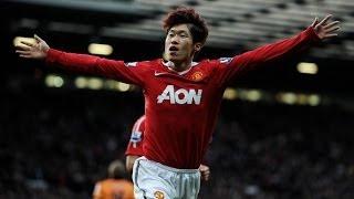 Repeat youtube video Ji Sung Park (박지성)  :: Best Goals Ever ::  HD