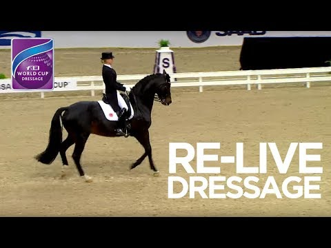 RE-LIVE | Dressage Grand Prix Gothenburg | FEI World Cup™ Dressage 2017/18