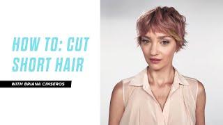Gambar cover Pixie Haircut with Briana Cisneros