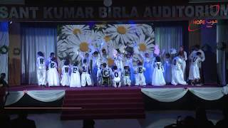 HOPE Qatar: 14th Annual Day 2020: WELCOME DANCE pure souls in white