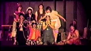1982 - Godspell Clip   Summer 1982   Northampton Senior High Theatre Company