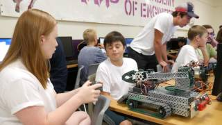 River Ridge High School STEM Camp
