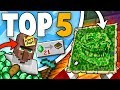 Top 5 Useless Items In Minecraft