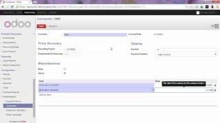 Accounting  -  Introduction Manage Advanced Payment Processes in odoo