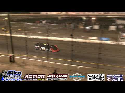 602 Late Models Feature, Volusia Speedway Park, 4/27/19