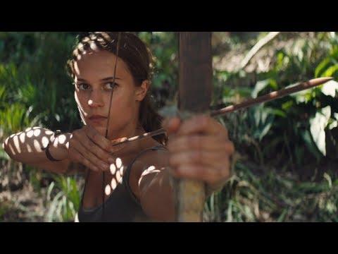 Tomb Raider: A Origem - Trailer Oficial 1 (leg) [HD]