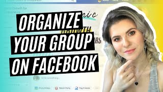FACEBOOK GROUPS TUTORIAL: How to Setup Group Social Learning Units on Facebook