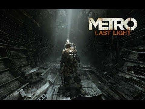 METRO LAST LIGHT REDUX Pelicula Completa Español