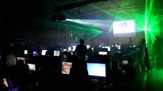 Netsplit.se - Invigning Höstlan 2012