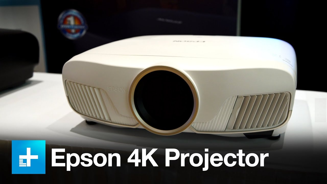 Epson 5040ub 4K Projector - Hands On