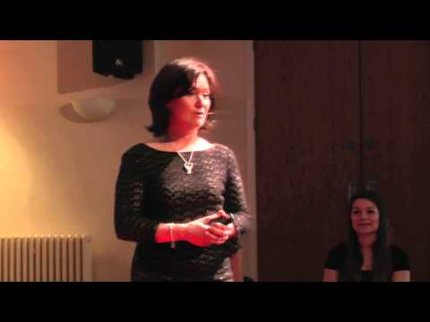 These heels were made for walking: from PA to PR | Giovanna Forte | TEDxSWPS