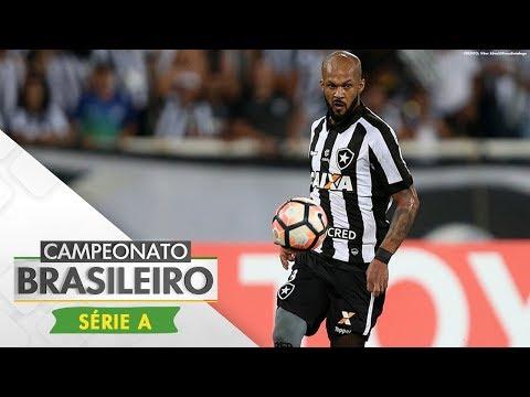 Melhores Momentos - Bahia 1 x 2 Botafogo - Campeonato Brasileiro (27/08/2017)