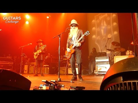 """Billy F Gibbons plays """"Foxy Lady"""" by Hendrix (Gibson NAMM Jam)"""