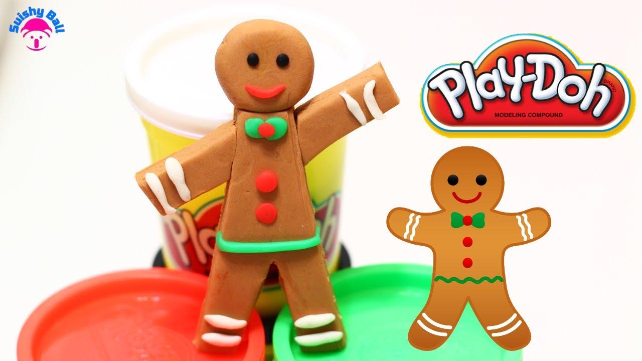 Doh Gingerbread Man Gingerbread Recipe: How to Make Gingerbread Man ...