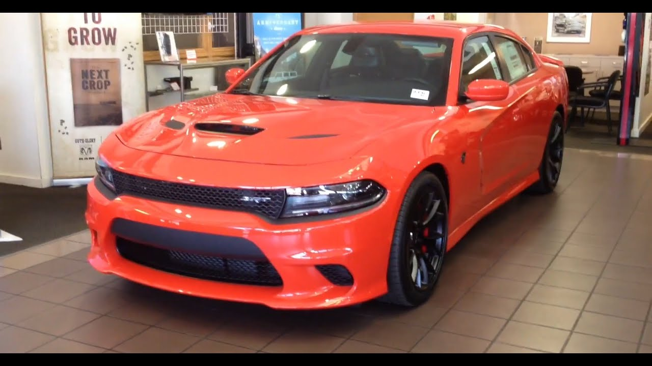 Go Mango Charger >> 2016 Dodge Charger Hellcat In Go Mango