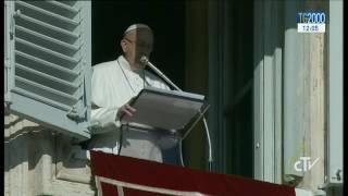 Video Papa Francesco esprime la sua vicinanza al popolo turco dopo l'attentato di Istanbul download MP3, 3GP, MP4, WEBM, AVI, FLV Desember 2017