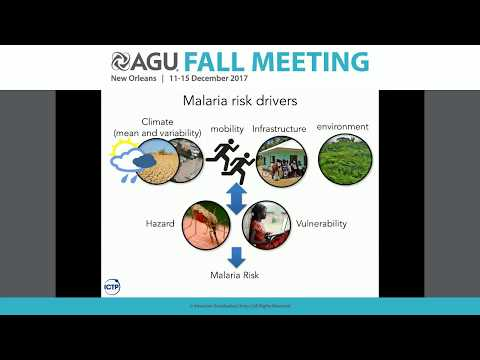 2017 Fall Meeting - GC24A: Climate Drivers of Infectious Disease