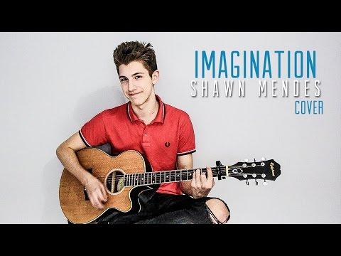 Shawn Mendes - Imagination (Mateusz Ciawłowski COVER)