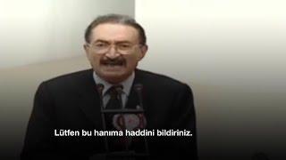 Utanç görüntüleri: Bülent Ecevit meclisten Merve Kavakçı'yı böyle kovdu