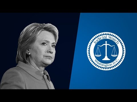 Judicial Watch Did MORE to Investigate Clinton-Russia Connections Than the DOJ!