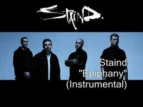 Staind  Epiphany Instrumental