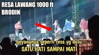 Download Lagu RESA LAWANG SEWU ft BRODIN - SATU HATI SAMPAI MATI || MANHATTAN MONGKLE MONGKLE mp3