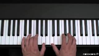 Jouer facilement Hallelujah au piano (version Rufus Wainwright / Film Shrek) (piano solo cover)